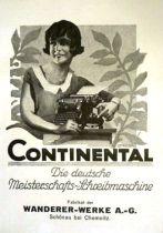 Continental Werbung
