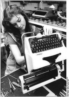 Erika Endmontage 1978