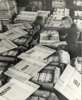 GROMA Max Winkler Kolibri-Versand in alle Welt