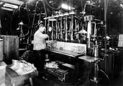 Reihenbohrmaschine
