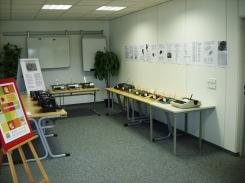 Schreibmaschinenausstellung