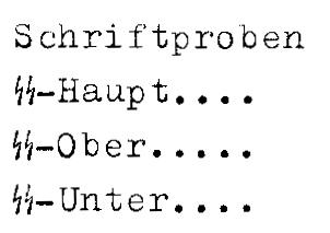 SS Schriftpr.