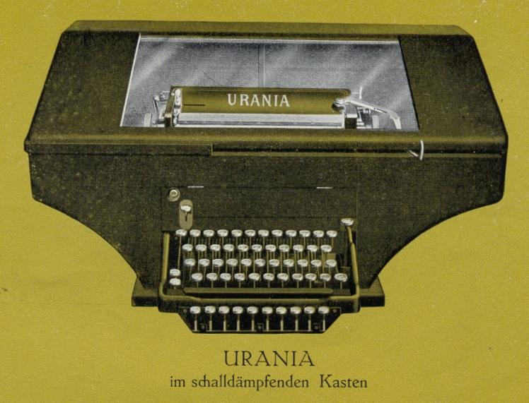 Urania 3 schallged.