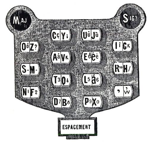 Victoria Tastatur 1