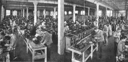 Wanderer Schreibmaschinenbau