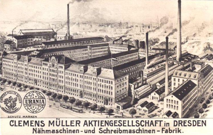 Werk Cl. Müller DD